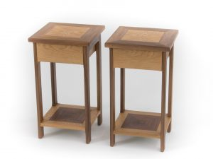 Superior Oak Side Table
