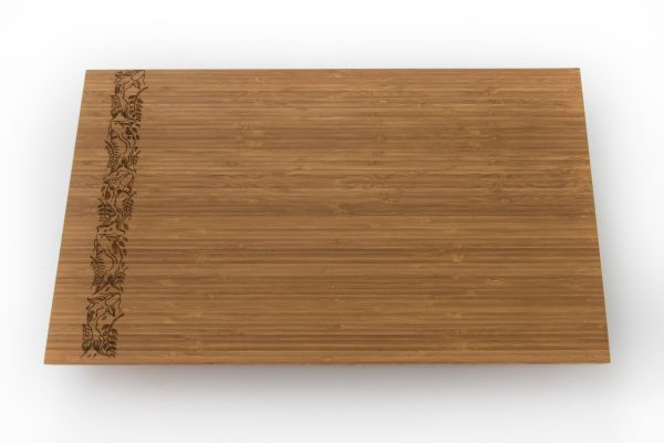 Oriental Bamboo Chopping Board